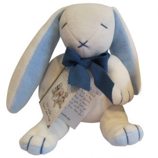 OSCAR MAUD N LIL BUNNY TOY IN GIFT BOX