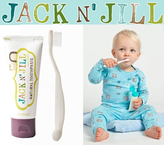 JACK N JILL tooth products for baby