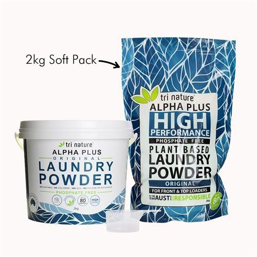 TRI NATURE LAUNDRY POWDER