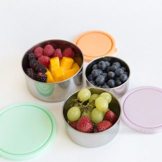 Organic Baby Food Storage Containers