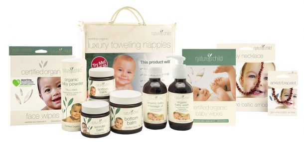 organic baby products by natures child