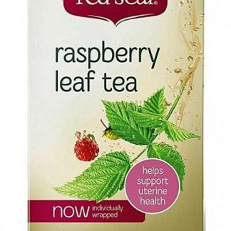 Red Seal Raspberry Leaf Teabags